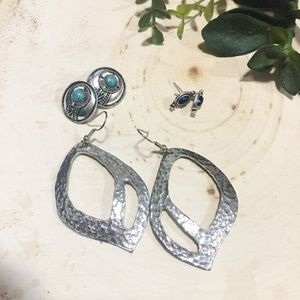 Brand new / boho style earrings